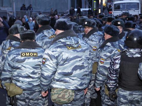 Общественники намерены встретиться с ОМОНом, чтобы не повторилось «побоище на Болотной»
