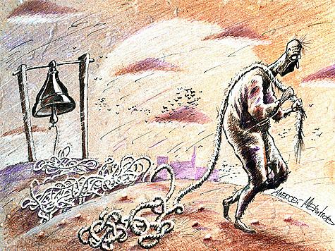 Вниманию читателей предлагается рассказ из малого собрания сочинений Андрея Яхонтова