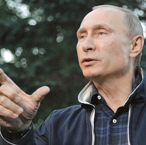 7 октября Владимиру Путину исполняется 61 год