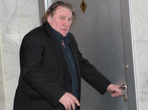 Депардье заклеймил российскую оппозицию