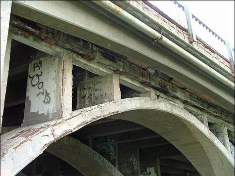 Без страха ходить по мостам станут теперь жители четырех населенных пунктов вблизи подмосковного Домодедова