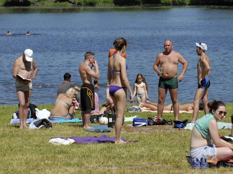 Утверждены шесть зон, готовых к купальному сезону