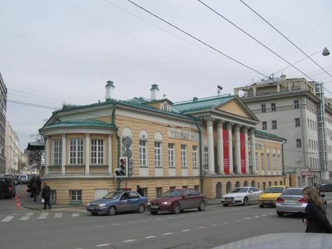 Рыцарь Рембрандта — в Москве
