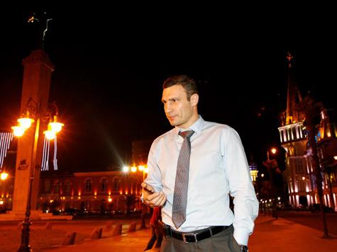 Киевская арена готова принять бой Кличко. Кличко не готов...