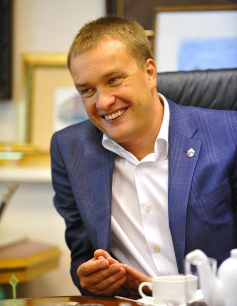 """Андрей Ватутин: """"Лиги должны проводить соревнования, а федерация отвечать за массовый баскетбол, за сборные..."""""""