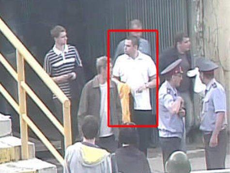 Появились видео инцидента и фотографии злоумышленника