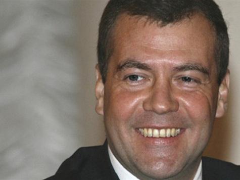 Медведев объявил конкурс на самое идиотское решение