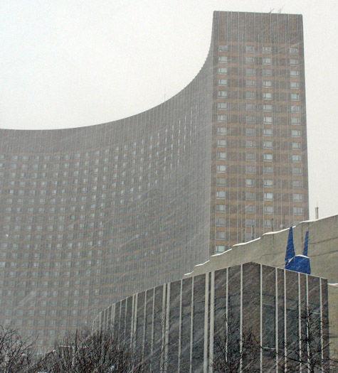 Гостиница «Космос» снискала популярность среди самоубийц