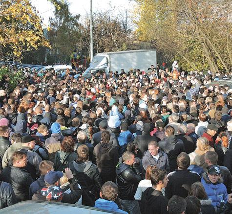 Бирюлевский бунт, осмысленный и беспощадный