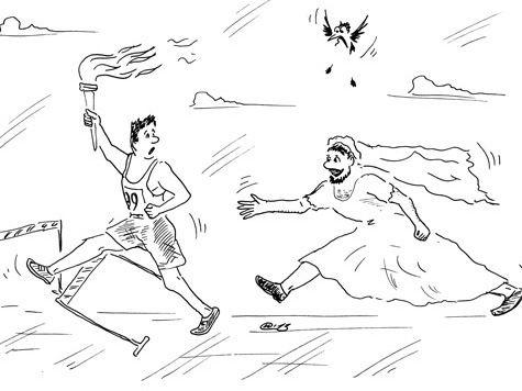 Что такое гей-олимпиада