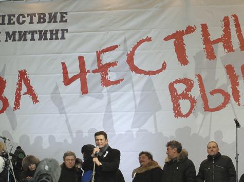 Юрий Шевчук: «Я чувствую, что здесь сегодня правда»