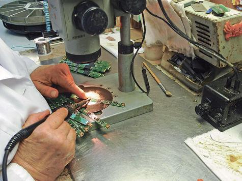Выпускник физтеха изобрел самый маленький диктофон в мире