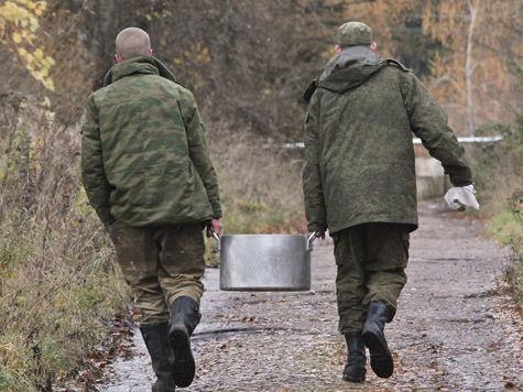 На полевых учениях солдат поселят с комфортом