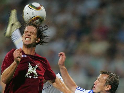 УЕФА дисквалифицировал основного защитника