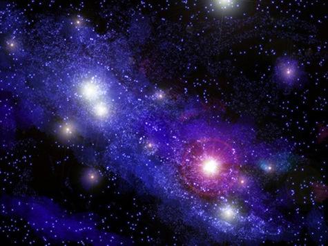 Глава Роскосмоса предложил красить астероиды в белый цвет