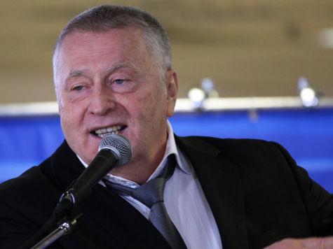 Жириновский хочет отменить ЕГЭ и армейский призыв