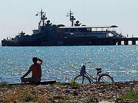 Черноморскому флоту опять собираются указать на дверь?