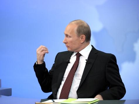 О чем еще говорил Путин