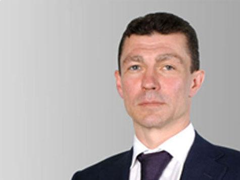 Министр труда Максим Топилин -