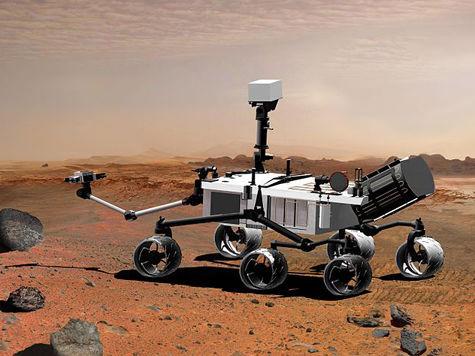 Марсианская сенсация: находка CURIOSITY расскажет о наличии жизни