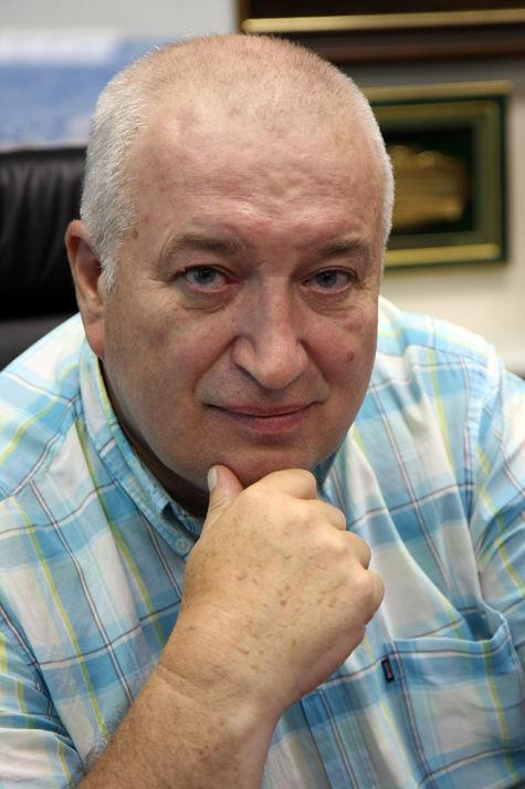 Владимир СИНИЦЫН, комментатор и рефери по снукеру, специально для «МК»