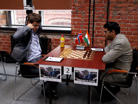 Ананд или Карлсен?