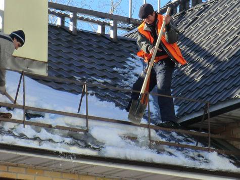 А не будете чистить крыши — отключим воду