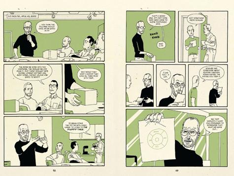 Стив Джобс стал героем комиксов