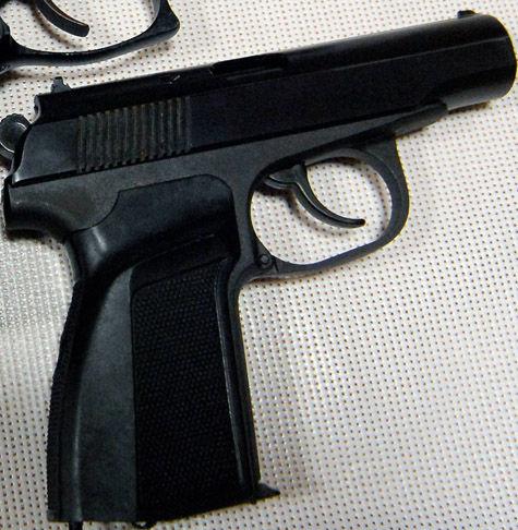 Что заставляет людей хвататься за оружие?