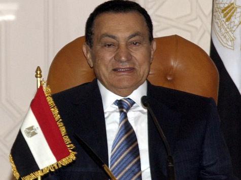 Суд распорядился освободить экс-президента Египта Хосни Мубарака
