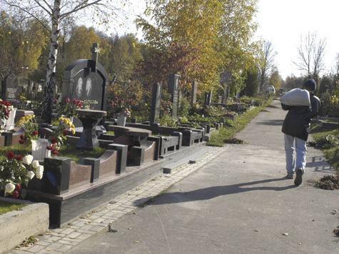 Новолюберецкое кладбище официальный сайт изготовление памятников в саратове фастове