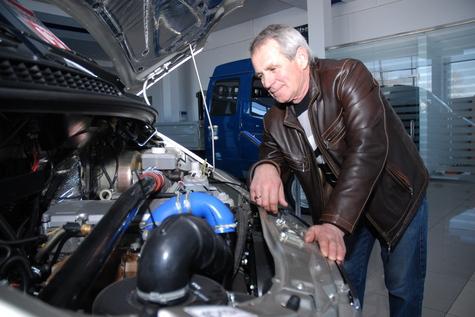 Российские предприниматели убедились в надежности новой «ГАЗели»