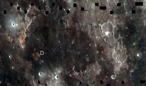 На соседней с нами Луне открыты гигантские залежи титана