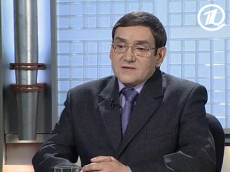 На Первом канале (на главном ТВ-канале России) вдруг появился судья и рассказал, что приговор Ходорковскому—Лебедеву писал сам