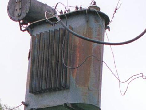 В Щербинке взорвался трансформатор