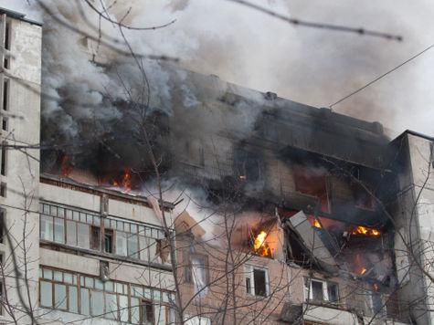 Найден погибший при взрыве газа в Томске