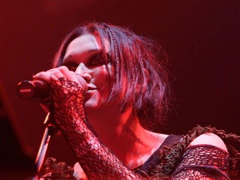Концерт Линды в Москве