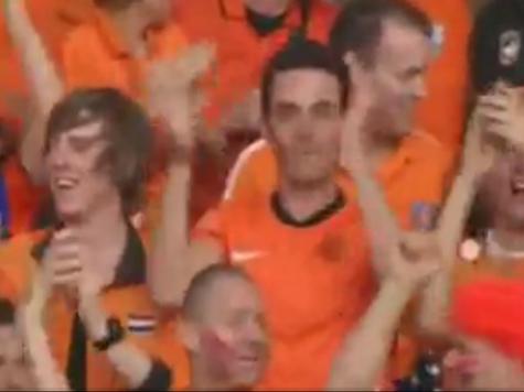Сборная Голландии не вышла в четвертьфинал!