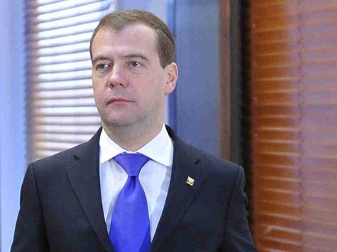 Медведев отправил на Кубань свою зарплату