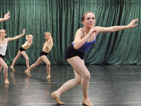 Танцы со звездами: будущими и сегодняшними