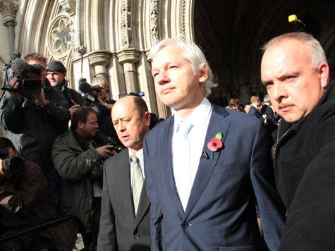 Основатель WikiLeaks серьезно болен