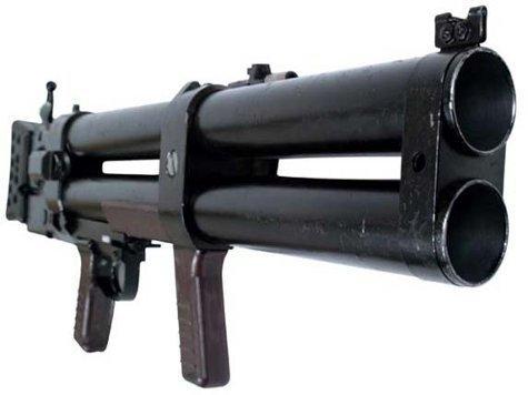 Россия предложила использовать против пиратов особый гранатомет