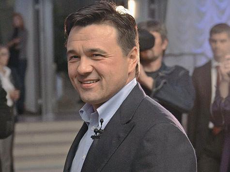 Андрей Воробьев стал губернатором Московской области