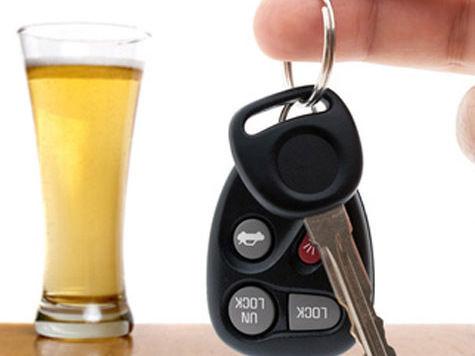 при подготовке ко второму чтению «законопроекта о пьянке за рулем»