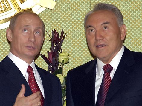 И обсудил с Назарбаевым пуски с Байконура