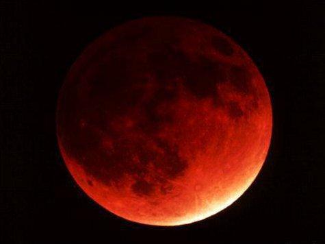 В субботу 10 декабря луна станет багровой: грядет полное лунное затмение
