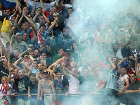 УЕФА начал второе дело из-за действий российских фанатов