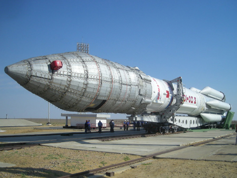 Ракета-носитель «Протон-М» вывела на орбиту