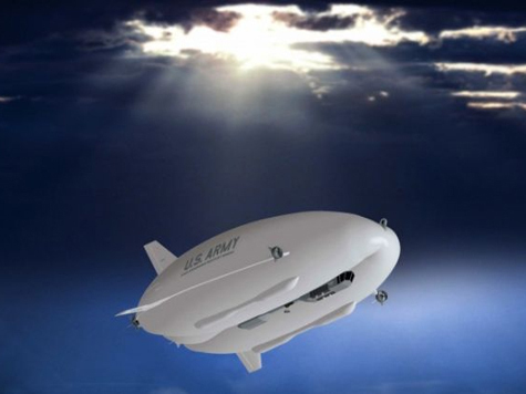 Штатовцы в июне испытают шпионский летающий корабль размером с футбольное поле