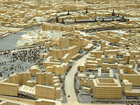Мэрия принимает мастер-план развития города